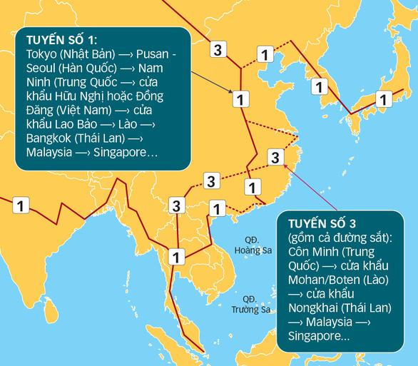 Việt Nam sắp mất tuyến liên vận quốc tế? - Ảnh 2.