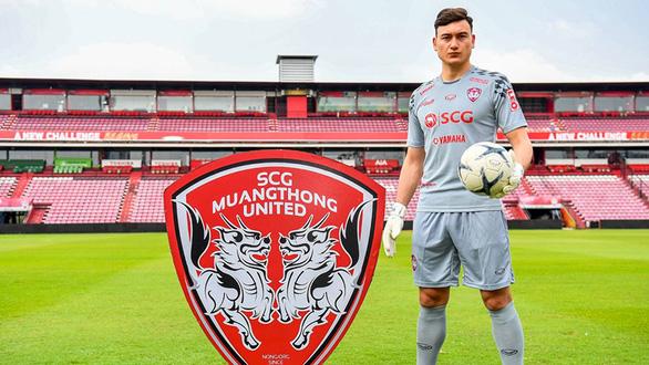 Muangthong United muốn phạt Văn Lâm - Ảnh 1.