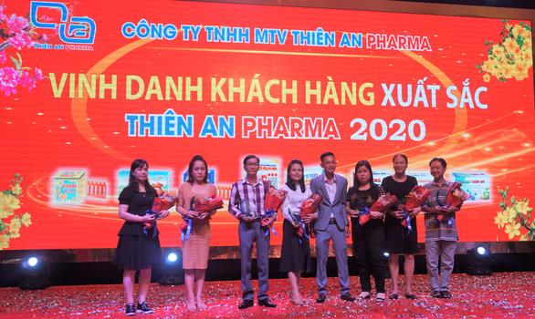 Công ty TNHH MTV Thiên An Pharma: Giữ trọn giá trị vàng sức khỏe của bạn - Ảnh 2.