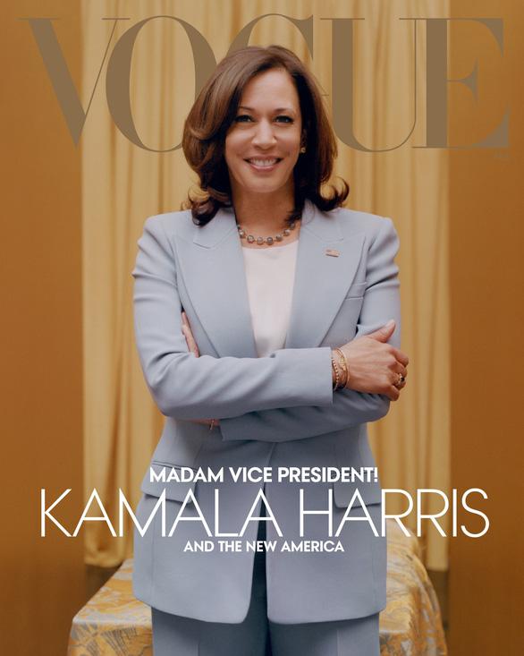 Tranh cãi về tấm hình trang bìa của phó tổng thống đắc cử Mỹ - Ảnh 2.