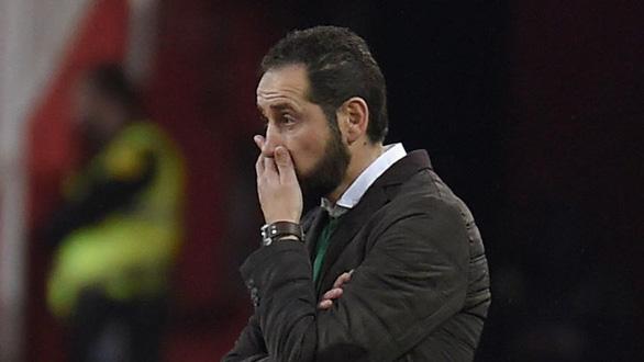 Điểm tin thể thao tối 12-1: Hai huấn luyện viên tại La Liga bị mất việc - Ảnh 1.