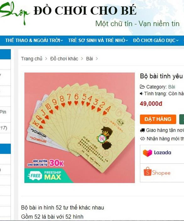 Cảnh báo: đủ thứ đồ chơi cờ bạc rộn ràng trên chợ mạng - Ảnh 3.