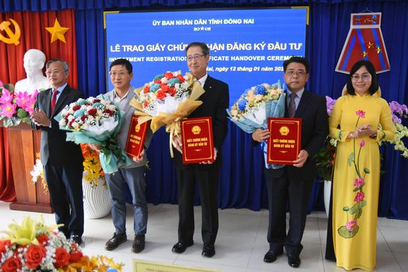 Đang thời COVID-19, Đồng Nai thu hút liền 3 dự án 190 triệu USD - Ảnh 1.