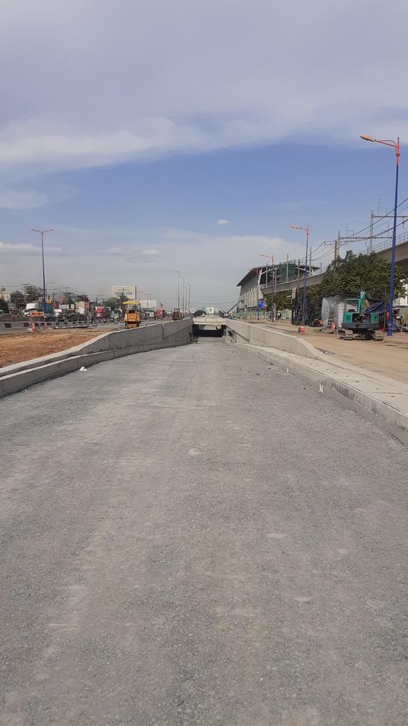 TP.HCM: thêm nhiều cầu, đường hoàn thành trước Tết Nguyên đán 2021 - Ảnh 4.
