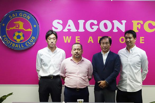 Nhận tài trợ hơn 100 tỉ, CLB Sài Gòn tự tin sẽ thành công ở V-League 2021 - Ảnh 2.