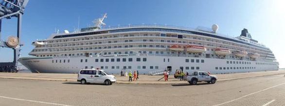 Nguy cơ nhập COVID-19 từ cảng biển - Ảnh 1.