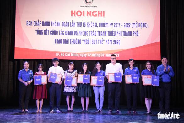 Loạt bài bẫy đa cấp biến tướng của Tuổi Trẻ Online đoạt giải A Ngòi bút trẻ 2020 - Ảnh 2.