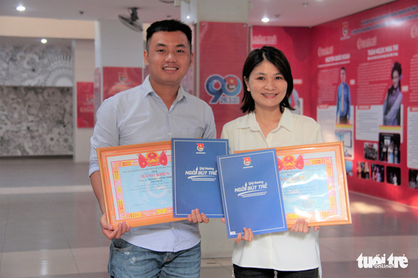 Loạt bài bẫy đa cấp biến tướng của Tuổi Trẻ Online đoạt giải A Ngòi bút trẻ 2020 - Ảnh 4.