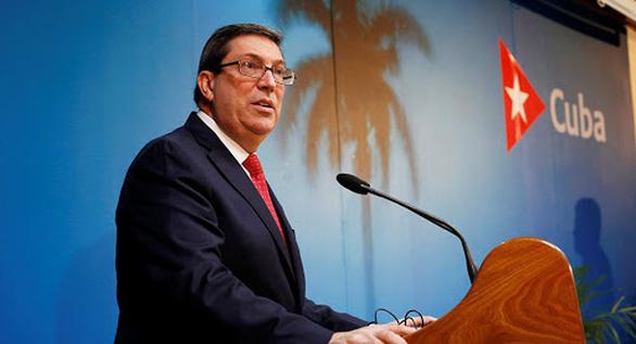 Bị đưa vào danh sách tài trợ khủng bố, Cuba chỉ trích Mỹ cơ hội và bất chấp đạo lý - Ảnh 1.