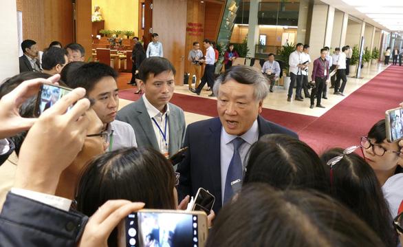 Chánh án Nguyễn Hòa Bình cho rằng ngành tòa án hoàn thành xuất sắc nhiệm vụ - Ảnh 1.