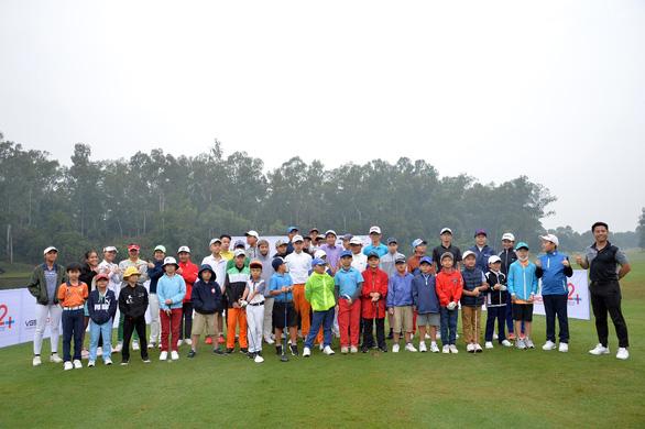 Phát triển golf trẻ: Khó hay dễ? - Ảnh 1.
