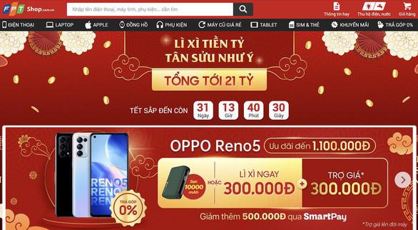 OPPO Reno5 tưng bừng ưu đãi chào xuân mới tại hệ thống FPT Shop - Ảnh 3.