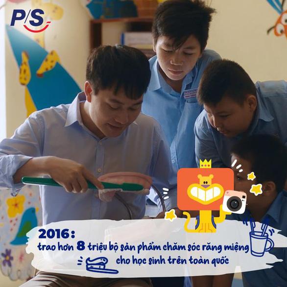 P/S và hành trình 2 thập kỷ bảo vệ nụ cười Việt Nam - Ảnh 3.