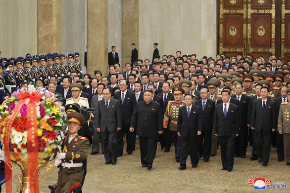 Ông Kim Jong Un kêu gọi tối đa hóa sức mạnh quân sự và khả năng răn đe hạt nhân - Ảnh 1.