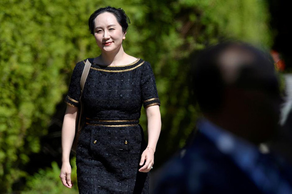 Huawei từng xếp sẵn máy bay rước bà Mạnh Vãn Chu về nước - Ảnh 1.