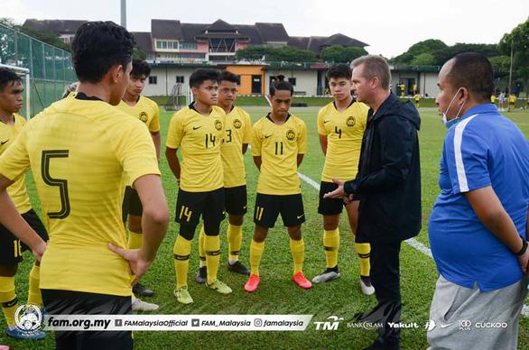 Cử U19 tham dự SEA Games 31 nhưng Malaysia khẳng định không xem thường SEA Games - Ảnh 1.