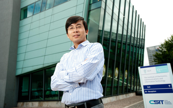 Vị giáo sư Việt và sứ mệnh 6G - Ảnh 1.