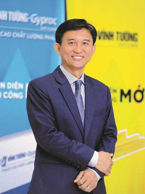 Saint - Gobain Việt Nam công bố bổ nhiệm tân tổng giám đốc điều hành - Ảnh 1.