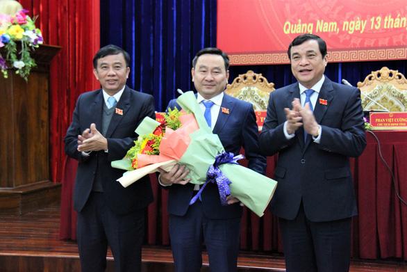Ông Nguyễn Công Thanh làm phó chủ tịch HĐND tỉnh Quảng Nam - Ảnh 1.