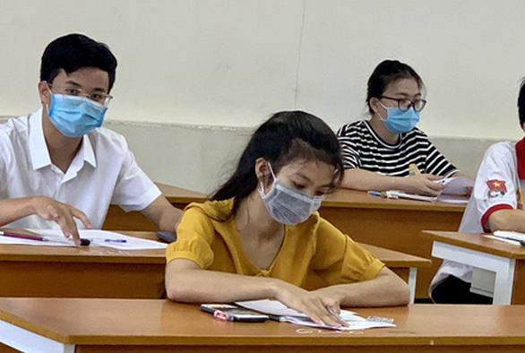 ĐH Nha Trang xét tuyển thẳng thí sinh thi 'môi trường xanh' - Ảnh 1.