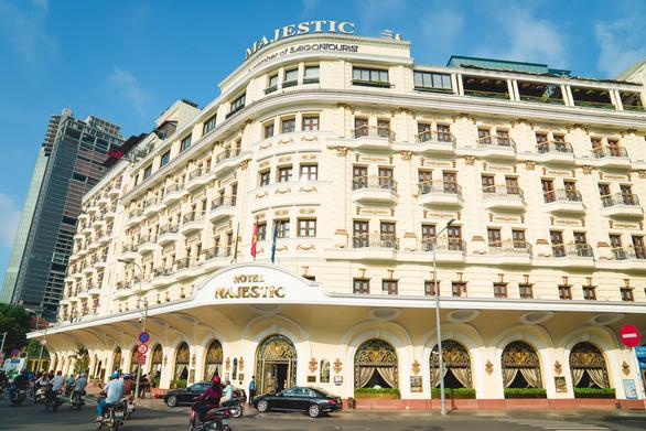 Saigontourist Group: Siêu khuyến mãi voucher phòng ngủ 5 sao - Ảnh 2.