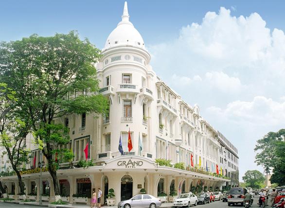 Saigontourist Group: Siêu khuyến mãi voucher phòng ngủ 5 sao - Ảnh 1.