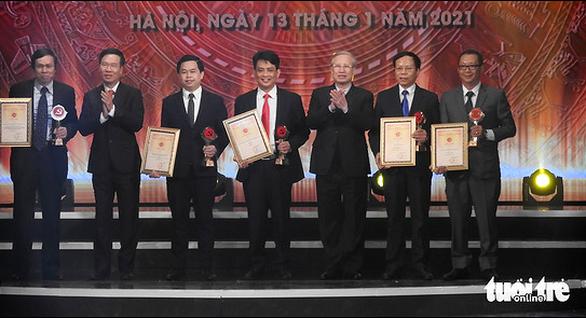 Giải đặc biệt Búa liềm vàng: Việt Nam thời đại Hồ Chí Minh - biên niên sử truyền hình - Ảnh 2.