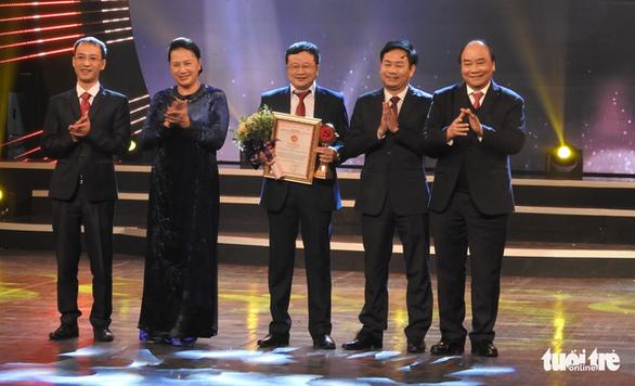 Giải đặc biệt Búa liềm vàng: Việt Nam thời đại Hồ Chí Minh - biên niên sử truyền hình - Ảnh 1.