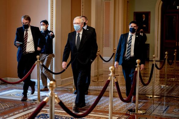 فاکس نیوز: مک کانل رهبر جمهوری خواهان از استیضاح آقای ترامپ حمایت می کند - عکس 1.