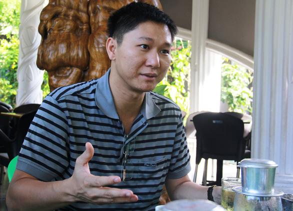 Bí thư Huyện đảo Lý Sơn làm giám đốc Sở Ngoại vụ Quảng Ngãi - Ảnh 2.