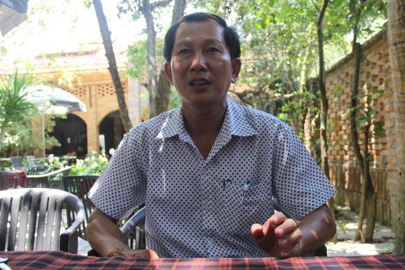 Bí thư Huyện đảo Lý Sơn làm giám đốc Sở Ngoại vụ Quảng Ngãi - Ảnh 1.