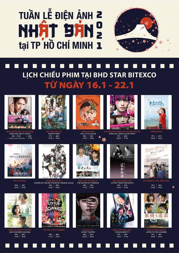 Đông Nhi, Ông Cao Thắng đồng hành cùng 'Tuần lễ điện ảnh Nhật Bản 2021' - Ảnh 2.