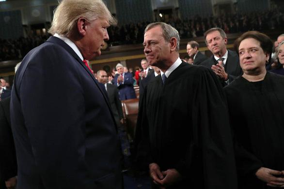 Ông Trump bị luận tội, rồi sao nữa? - Ảnh 4.