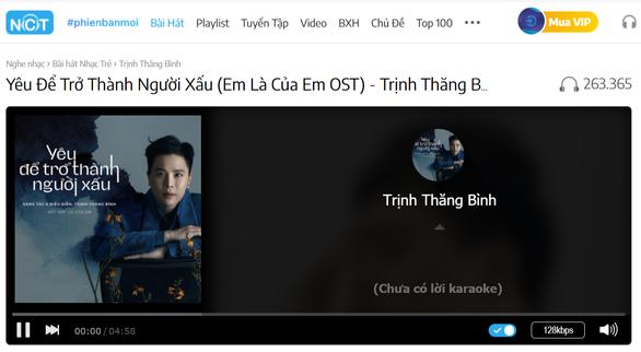 Trịnh Thăng Bình bất ngờ tung nhạc phim Em là của em - Ảnh 5.
