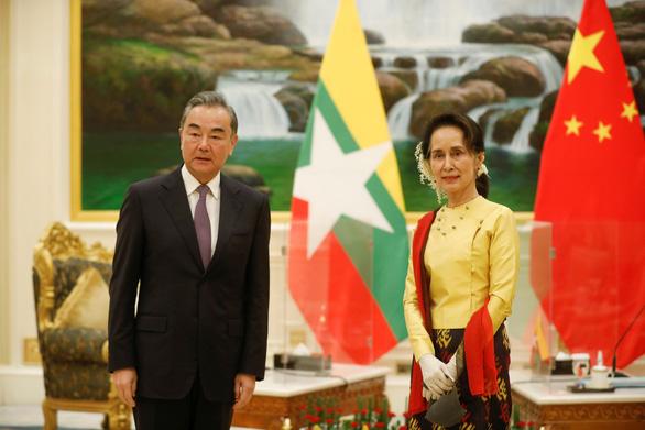 Trung Quốc cho không Myanmar vắc xin ngừa COVID-19 - Ảnh 1.