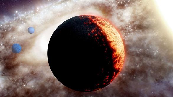 Có gì ở 'siêu Trái đất' vừa được phát hiện? - Ảnh 1.
