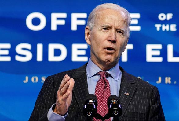 Ông Biden kêu gọi Thượng viện Mỹ lo việc nước trong quá trình luận tội ông Trump - Ảnh 1.