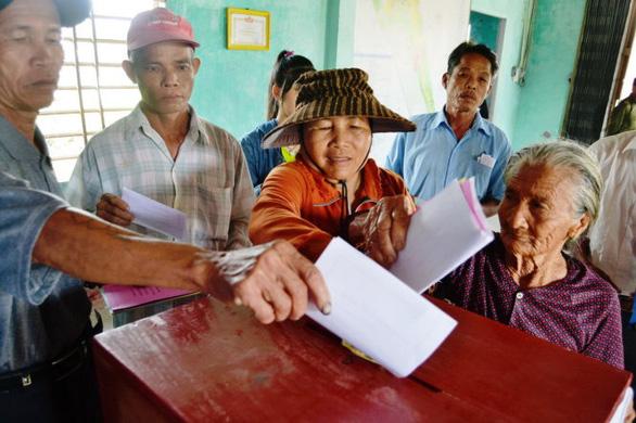 Hướng dẫn kê khai tài sản với người được giới thiệu ứng cử đại biểu Quốc hội - Ảnh 1.