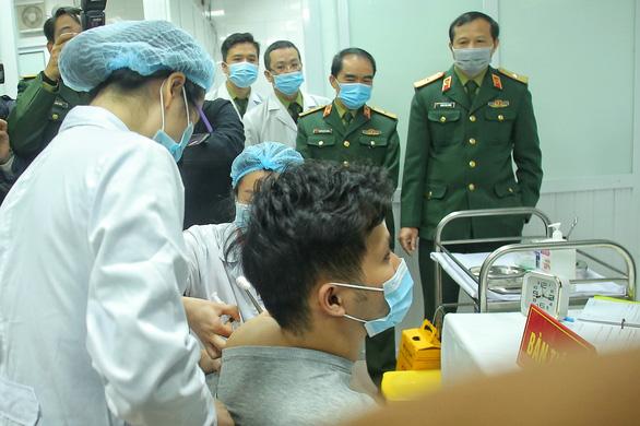 Tin vui: Vắc xin Việt Nam sinh kháng thể 4-20 lần - Ảnh 1.