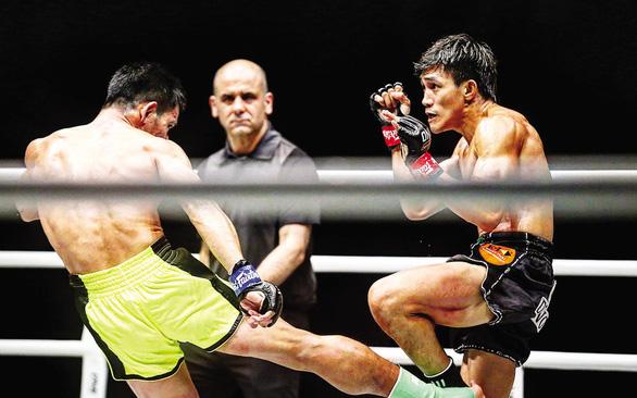 Gene Việt trội trên võ đài - Ảnh 1.