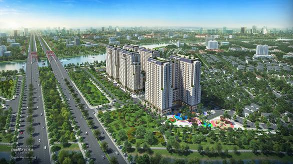 Cơ hội đầu tư hấp dẫn với căn hộ giá tầm trung tại khu Tây Nam TP.HCM - Ảnh 1.