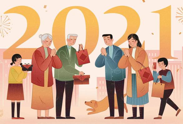 Những xu hướng quà Tết hứa hẹn lên ngôi năm 2021 - Ảnh 1.