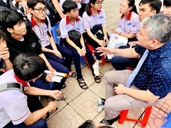 ĐH Bách khoa TP.HCM lần đầu tuyển sinh bằng phỏng vấn - Ảnh 1.
