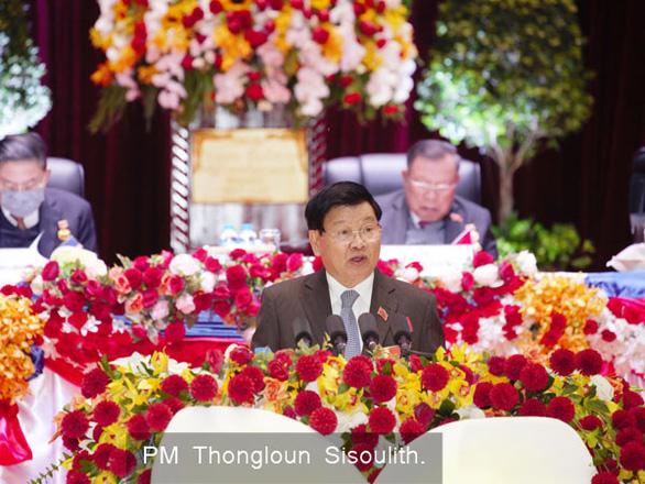 آقای Thongloun Sisoulith به عنوان دبیر حزب NDCM لائوس انتخاب شد - عکس 1.