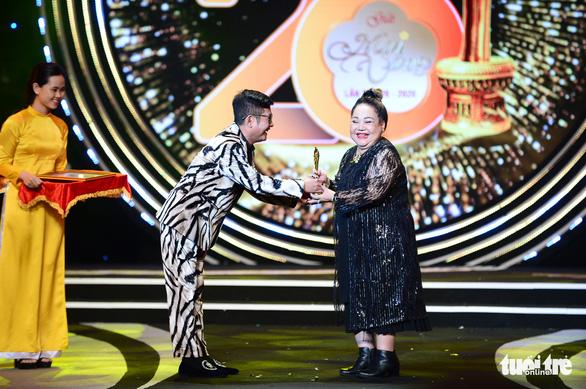 Jack, Vũ Cát Tường, Huỳnh Lập, DaLAB nhận giải Mai Vàng 2020 - Ảnh 9.