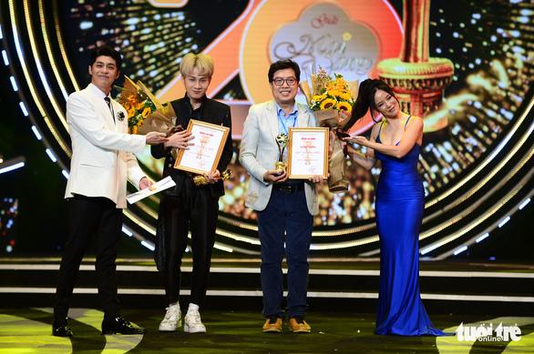 Jack, Vũ Cát Tường, Huỳnh Lập, DaLAB nhận giải Mai Vàng 2020 - Ảnh 10.