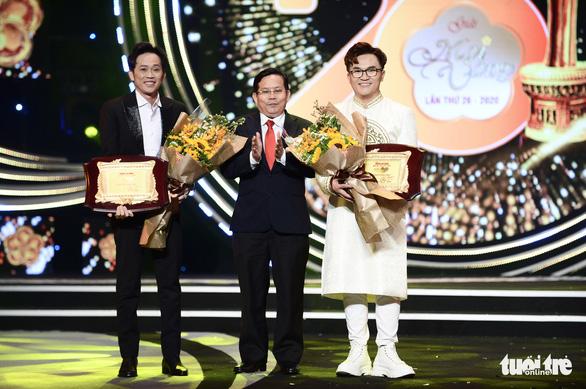 Jack, Vũ Cát Tường, Huỳnh Lập, DaLAB nhận giải Mai Vàng 2020 - Ảnh 3.