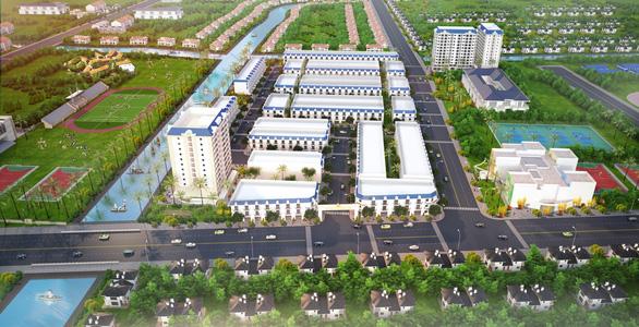 Không gian sống xanh, hiện đại tại Phương Nam River Park - Ảnh 1.