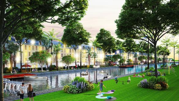 Không gian sống xanh, hiện đại tại Phương Nam River Park - Ảnh 2.
