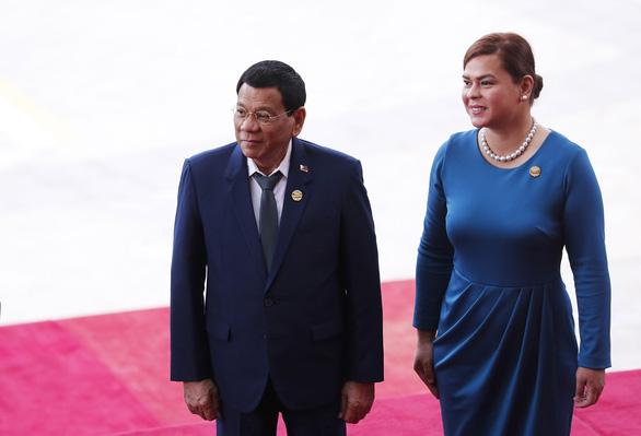 Ông Duterte: Ghế tổng thống không dành cho phụ nữ - Ảnh 1.